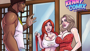 Little Red Riding in the Hood (Page 2 Preview)