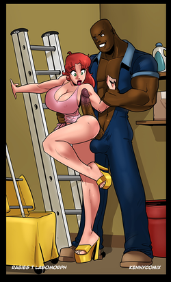 Cheryl Blossom & The Janitor (Rabies & K