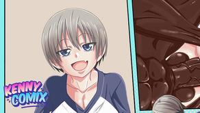 Uzaki-chan Makes a New Friend - Short Comic (Preview)