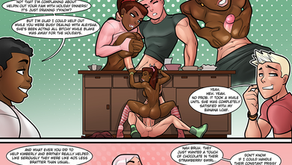 Holiday Handfuls - Short Comic (Page 1)