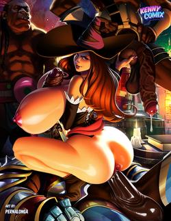Sorceress [PernaLonga - Kennycomix]