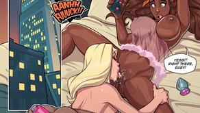 Ladies Night - Short Comic