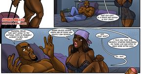 Keisha Meets Clyde - Short Comic (Page 1)
