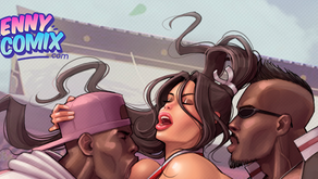 Queen of Fighters - Pinup (Preview)
