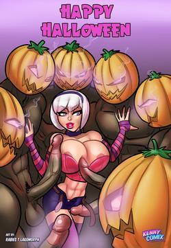 Sabrina's Happy Halloween [Rabies - Kenn