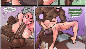 Miss Grundy's New Lesson Plan - Short Comic (Page 4)