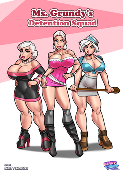 Miss Grundy's Detention Squad [Rabies -