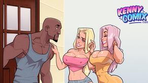 Denise's Car Trouble - Short Comic (Preview)