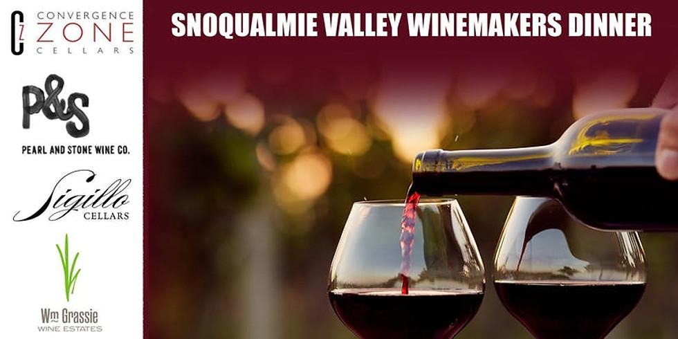 Snoqualmie Valley Winemakers Dinner