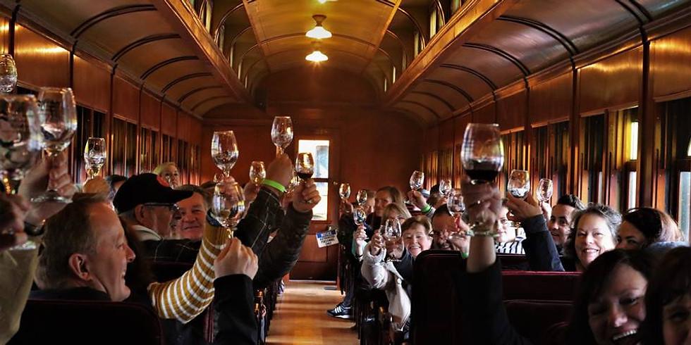August Wine Train Excursion