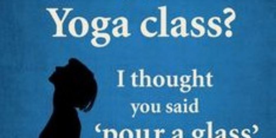 Yoga and Wine Tasting