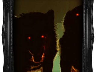 Hell Hounds/Wolves