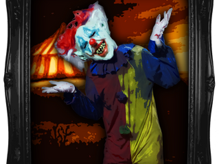 Rhektor the Clown