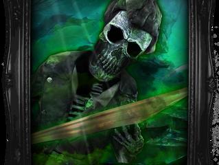 Skeletal Locker Inhabitant