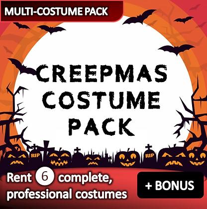 Creepmas - costume pack
