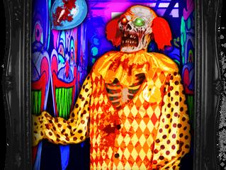 Clown-Zombie Hybrids