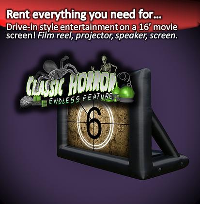 Giant Screen Horror Feature