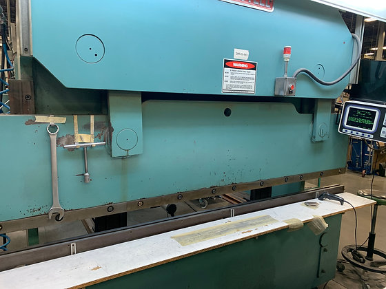 Allsteel Press Brake 65 Tonnes