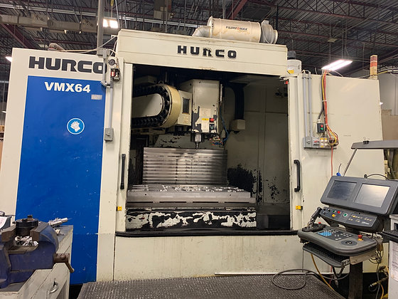HURCO VMX64 / 2005