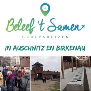 dagtocht naar Auschwitz