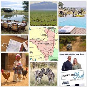Big five spotten in Afrika