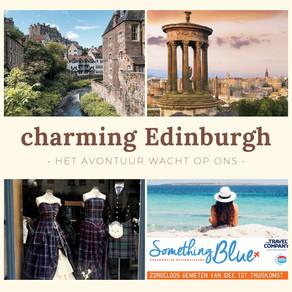 Charming Edinburgh
