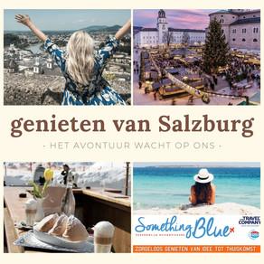 Genieten van Salzburg