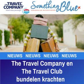 Travel Company en Travel Club bundelen krachten