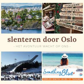 Slenteren door Oslo