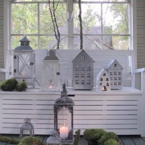 WINTER WEDDING DECORATIE IDEE