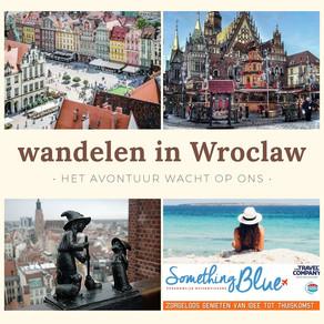 Wandelen in Wroclaw