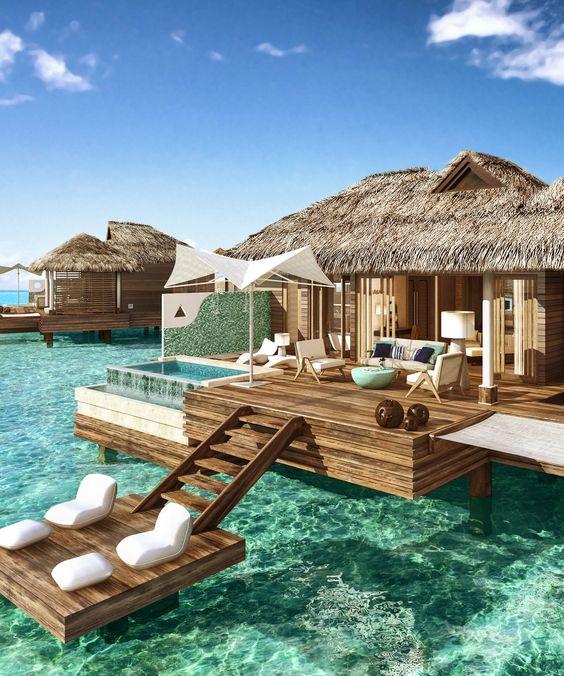 Malediven honeymoon