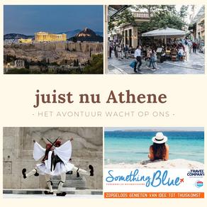 Juist nu Athene