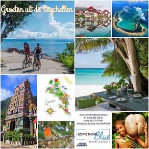 Seychellen en Kaapverdië