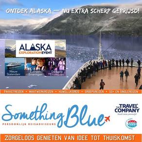Ontdek Alaska - nu extra scherp geprijsd!