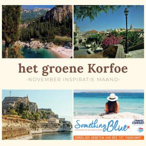Het groene Corfu