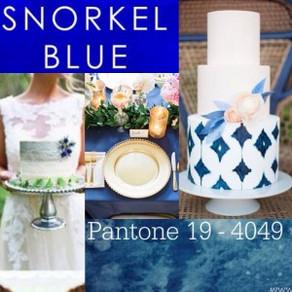 TRENDKLEUR SNORKEL BLUE