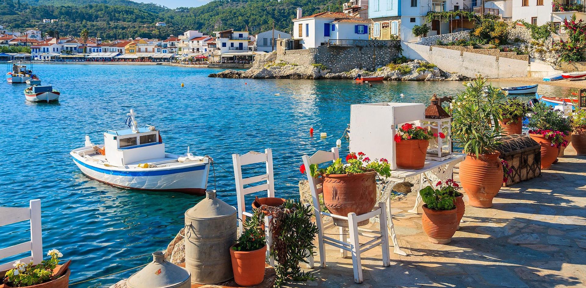 Samos haven