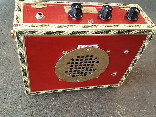 The RED Soul Cat 3 Watt Amp