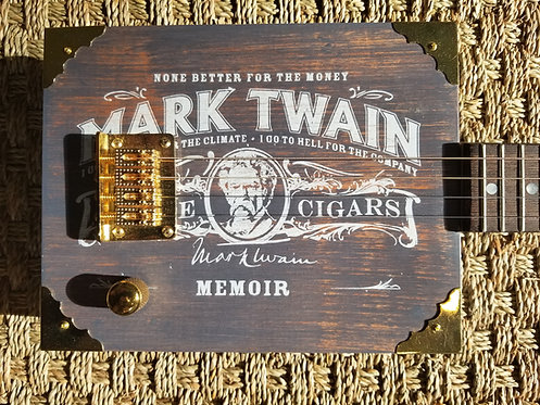 (SOLD) The Mark Twain Soul King