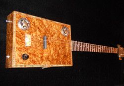 "The Custom ""Musk Burl"" Soul King"