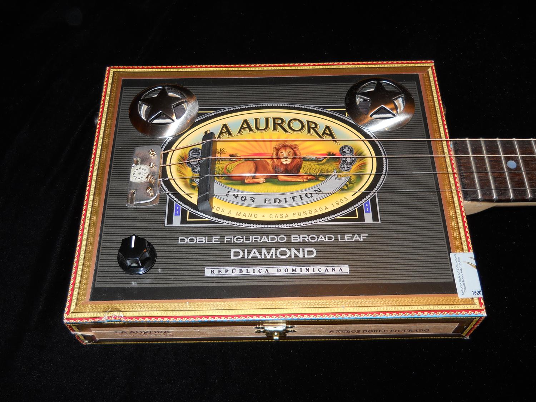 "The ""Diamond"" La Aurora Soul King"