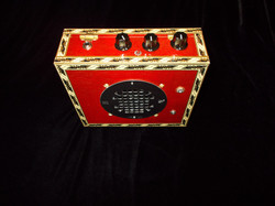The Red Brickhouse 5 watt Amp