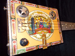 "The Thosmpson ""Especialle"" Uke"