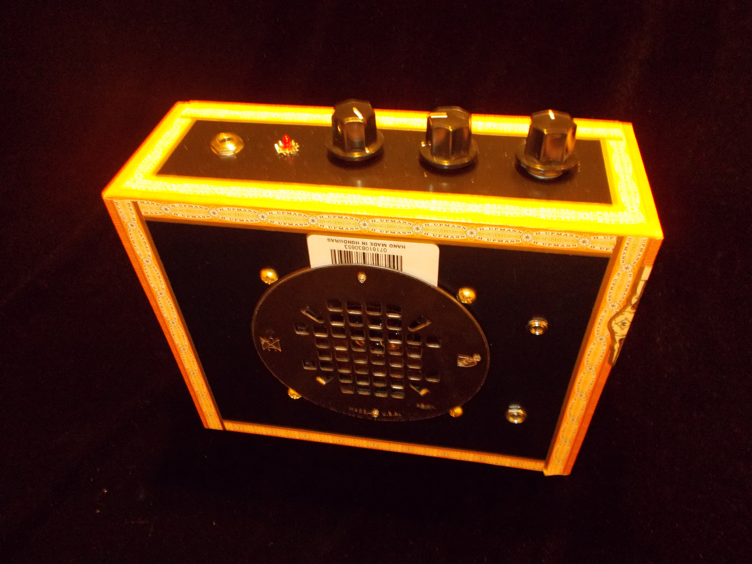 The Black H.Upman 5 watt Amp