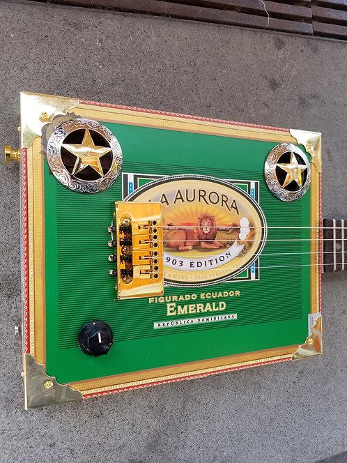 """(SOLD)  The """"La Aurora"""" """"Emerald"""" Soul King"""