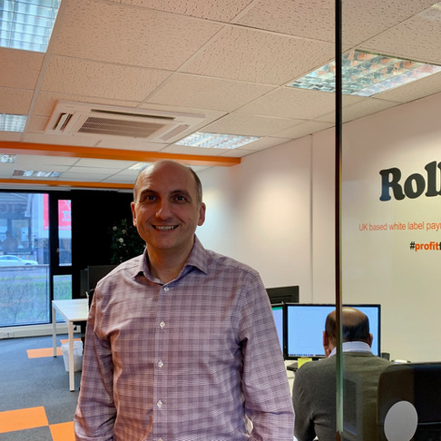 Welcome RollPay's new Sales Director!