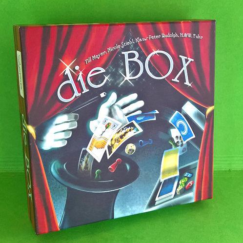 Die Box von Spieltrieb