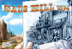 Clicker Gads Hill 1874 Deduktion Spiel