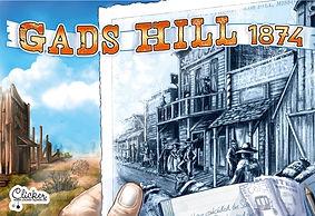 Clicker Gads Hill 1874 Deduktion Spiel